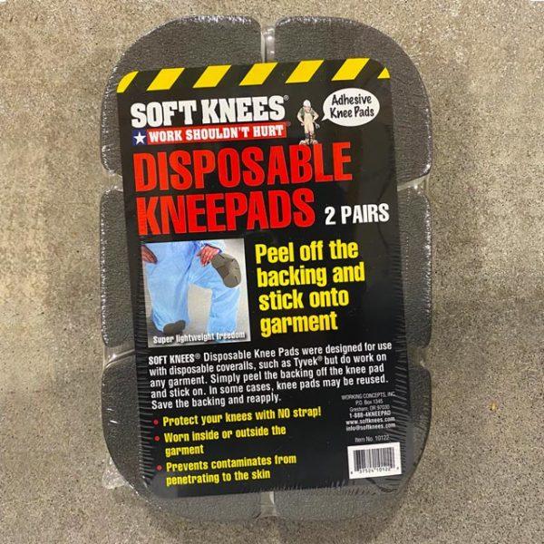 SoftKnees Disposable Knee Pads - 2 Pair Pack