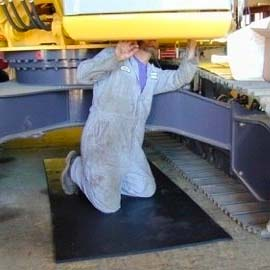 ErgoKneel Ground Blanket