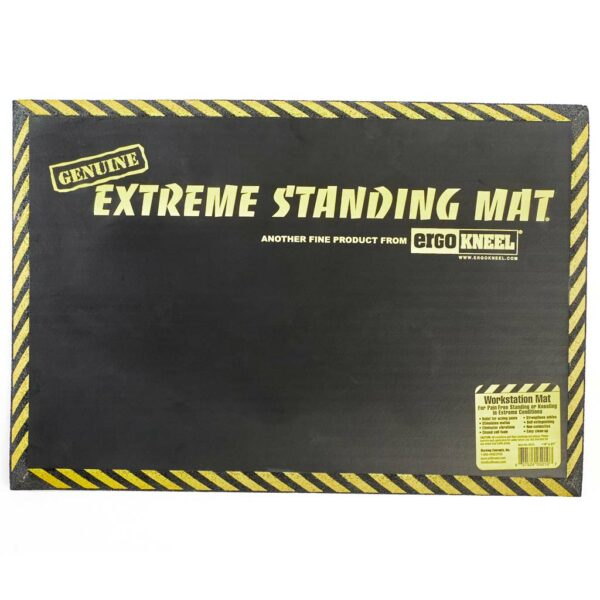 Extreme Standing Mat SKU 5010 in Yellow